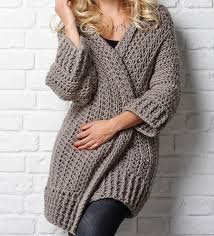 Free Crochet Sweater Patterns Delectable Ladies Cardigans Free Crochet Patterns