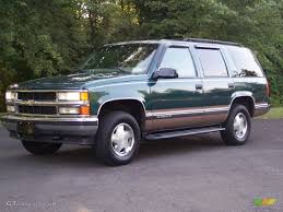 1998 Chevrolet Tahoe Specs and Photos | StrongAuto