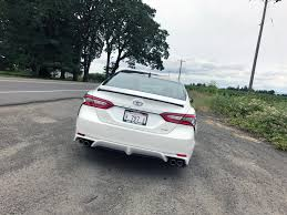 2018 toyota xse. delighful 2018 2018 toyota camry xse sinclair broadcast group  jill ciminillo inside toyota xse