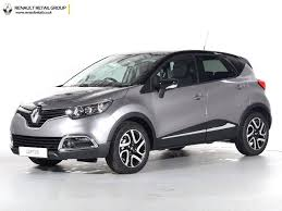 Nearly New Renault for Sale   Captur Dci 110 Signature Grey   Romford