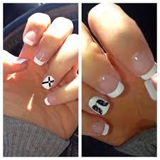 Angel Love Nail Designs My Angel Wing Nails I Love Them Nail Art Nails Hair