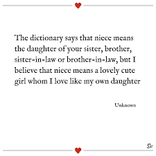 31 Beautiful Niece Quotes That Will Melt Your Heart Page 27 Of 31