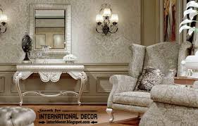 deco furniture designers. luxury classic interior design decor and furniture silver dressing table with mirror deco designers r