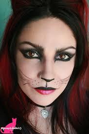 simple cat makeup photo 2