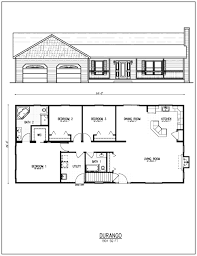 ranch style house plans with open floor plan awesome floor plans small houses ranch style home