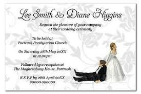 Sample Of Wedding Invatation Personalised Wedding Invitations Wedding Supplies Ebay