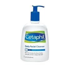 Cetaphil Normal To Oily Skin <b>Daily Facial Cleanser</b> - 16oz : Target