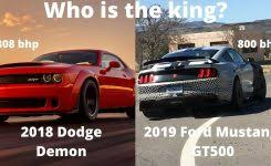 2018 genesis coupe price. wonderful genesis the ultimate muscle car 2018 dodge demon vs 2019 ford mustang within  and genesis coupe price