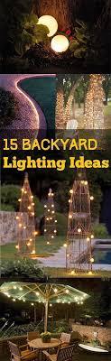 modern lighting concepts. 15 backyard lighting ideas modern concepts i