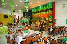 Kids Party Decoration Jungle   Kids party, Kids party decorations, Kids  party themes