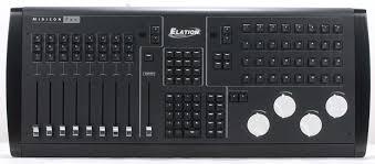 elation midicon pro midi lighting controller