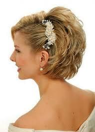 Bridesmaid Hairstyle Short Hair Wedding Hairstyles For Short Hair