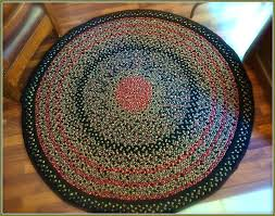 round braided rugs country style