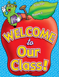 Welcome Chart Images Amazon Com Scholastic Welcome To Our Class Chart Tf2185