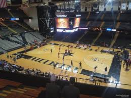 Vanderbilt Memorial Gym Seating Related Keywords