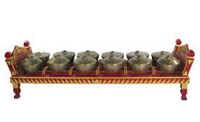 Pupuik batang padi berasal dari sumatera barat, bentuknya terbuat dari ruas batamg padi yang sudang tua dan berbuku. Alat Musik Bonang Berasal Dari The Kingdom Of Arts Januari 2014 Bentuk Talempong Mirip Dengan Alat Musik Bonang Dari Jawa Tengah