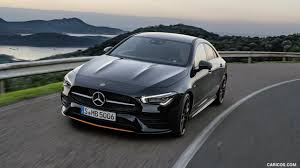 Request a dealer quote or view used cars at msn autos. 2020 Mercedes Benz Cla 250 Coupe Edition Orange Art Amg Line Color Cosmos Black Front Hd Wallpaper 15