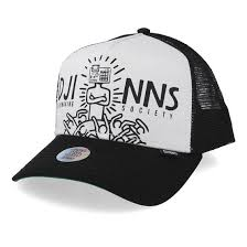 Hft Mpc Head White/Black Trucker - <b>Djinns</b> - Start бейсболку - Hatstore