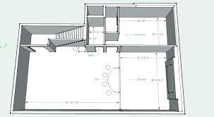 basement design software. Finished Basement Floor Plans Design Software Best Model W