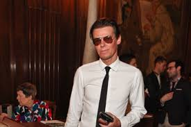 If you are andrew bolton, the curator in charge of the costume institute at the metropolitan museum of art, or the fashion designer thom browne, what do you wear on a leisurely sunday? Andrew Bolton 2011 Pictures Photos Images Zimbio