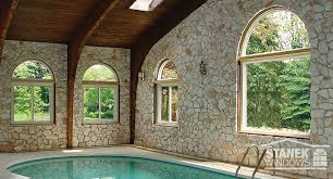 Image Retractable Custom Shape Window Home Stratosphere Custom Size Windows Shapes Photo Gallery Stanek Windows