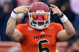 Denver Broncos Organization Chart 2018 Nfl Mock Draft Denver Broncos Select Quarterback At No