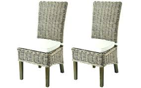 lovely gray rattan dining chair dining chairs gray wicker dining set terrific gray wicker outdoor dining