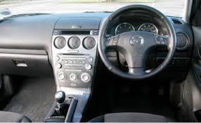 mazda 6 2004 interior. mazda mazda6 review 6 2004 interior i
