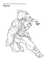 Legend Of Korra Coloring Pages Coloring Pages Super Mario