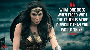 Wonder Woman Quotes Inspiration Wonder Woman Quotes MagicalQuote