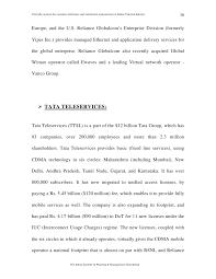 n telecom thesis  52