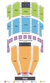 Warner Theatre Seating Chart Washington Dc