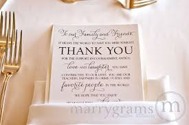 Wedding Thank You Samples Elegant Wedding Thank You Note 1000 Images About Thank You Notes On