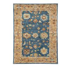 dynamic rugs charisma blue indoor area rug common 5 x 8 actual
