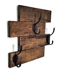 Coat Rack Heavy Duty Farmhouse Horizontal Hanging Plank Coat Rack With 100 Heavy Duty 75