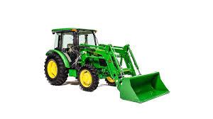 5e Utility Tractors 5075e John Deere Us
