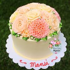 Happy Birthday Cake Mansi Name The Blouse