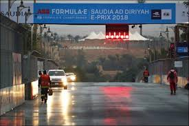 formula e due to bad weather two workouts are canceled
