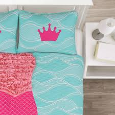 Mermaid Quilt Pattern Simple Decorating