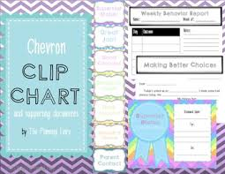 Clip Chart The Planning Fairy
