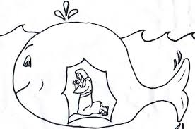 Small Picture Jonah And The Whale Coloring Sheet Coloring Home