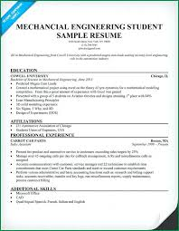 Resume Mechanical Engineer Sample Topshoppingnetwork Com