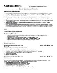 Sample Resume For System Administrator System administrator resume includes a snapshot of the skills both 1