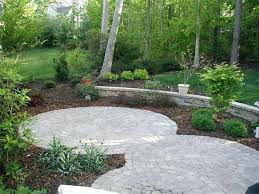 the e for materials and labor combined was the patio is roughly equivalent to if you were to average it out average cost per square foot concrete