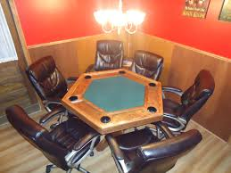 table converts dining room  creative convert dining room table to poker table with creative poker
