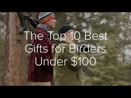 the top 10 best gifts for birders under 100