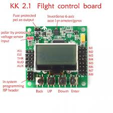 kk circuit connection on board motorcycle schematic kk2 1 circuit connection on board kk mini lcd flight control board 6050mpu 644pa multirotor