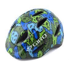 Giro Scamp Mips Size Chart Giro Scamp Mips Helmet Kids Blue Green Creature Camo Xs