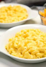 easy gluten free macaroni and cheese