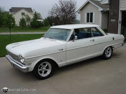 All Chevy chevy 2 : 1964 Chevrolet Chevy II Sport Coupe id 11637